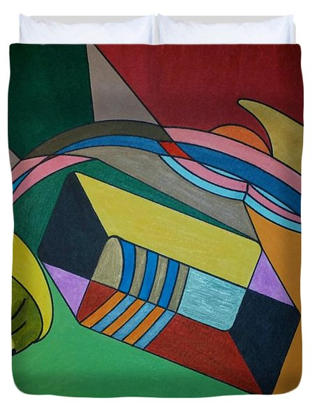 Dream 306 Duvet Cover