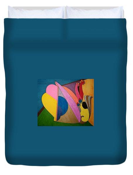 Dream 328 Duvet Cover