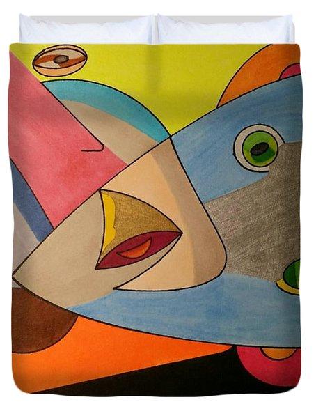 Dream 334 Duvet Cover