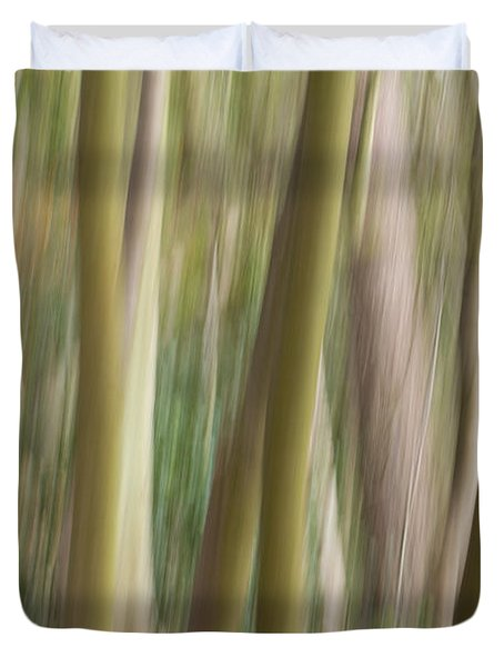Dream Forest Duvet Cover