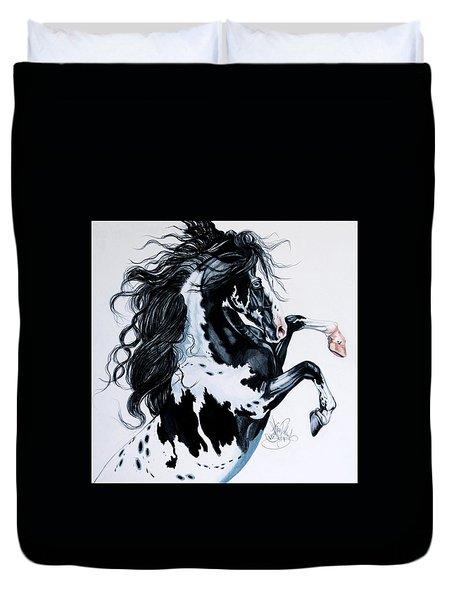 Dream Horse Series #2001 Duvet Cover