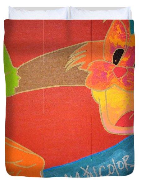 Dream In Color Duvet Cover