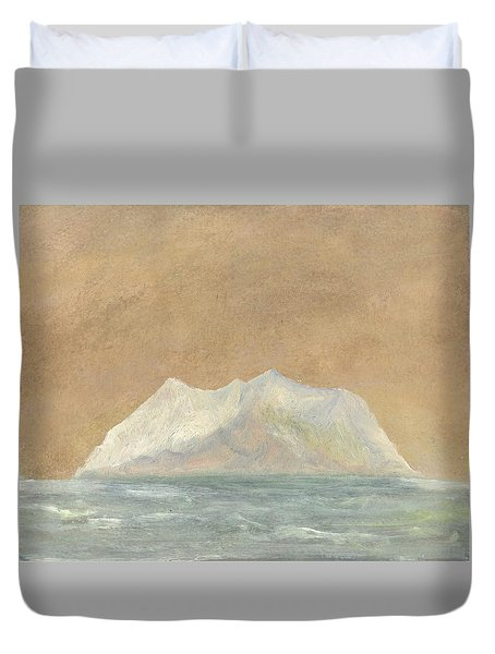 Dream Island II Duvet Cover