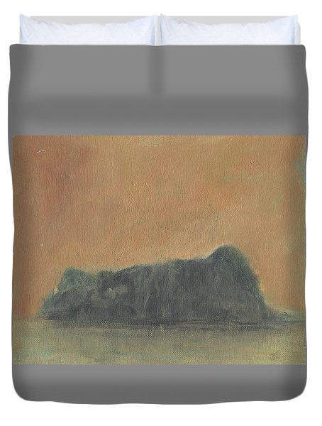 Dream Island IIi Duvet Cover