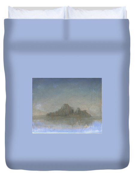Dream Island Vl Duvet Cover