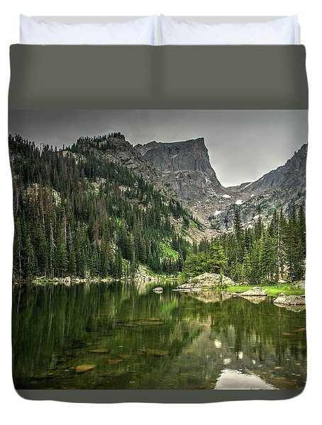Dream Lake 2 Duvet Cover