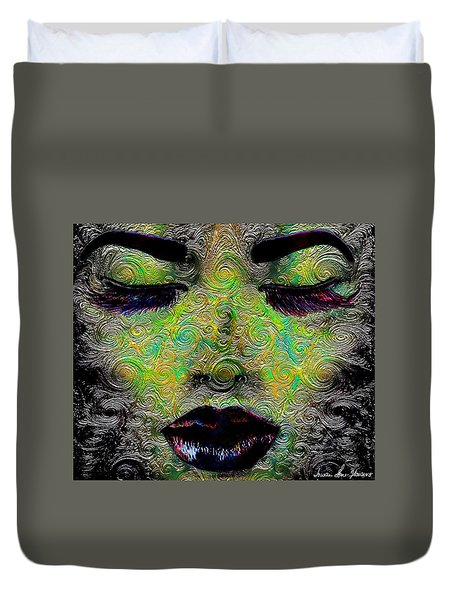 Dream On Duvet Cover