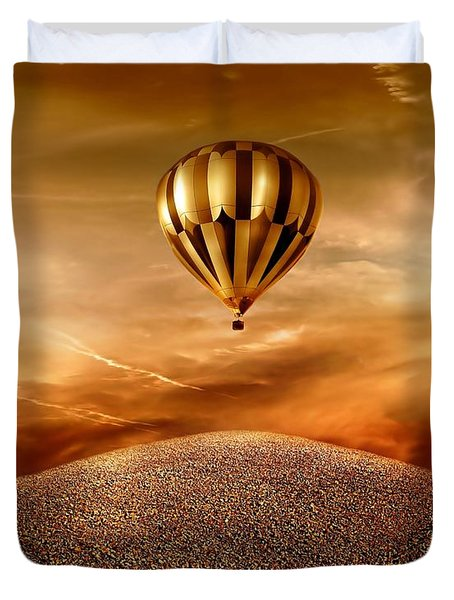 Dream Duvet Cover by Jacky Gerritsen