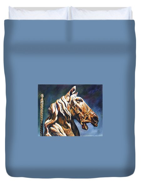 Dream Racer Duvet Cover