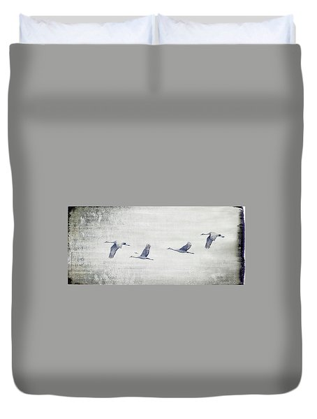 Dream Sequence Duvet Cover