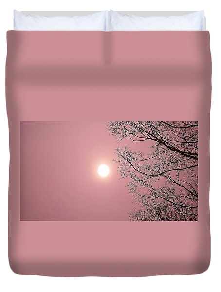 Duvet Cover featuring the photograph Dream State by Danielle R T Haney