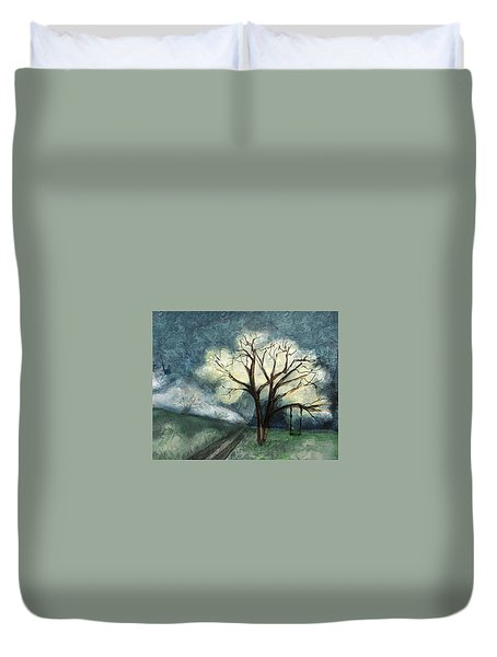 Dream Tree Duvet Cover