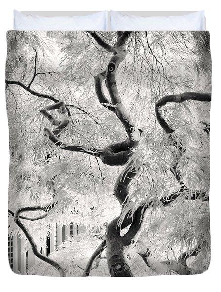 Dream Tree Duvet Cover by Dorit Fuhg