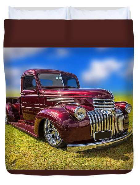 Dream Truck Duvet Cover
