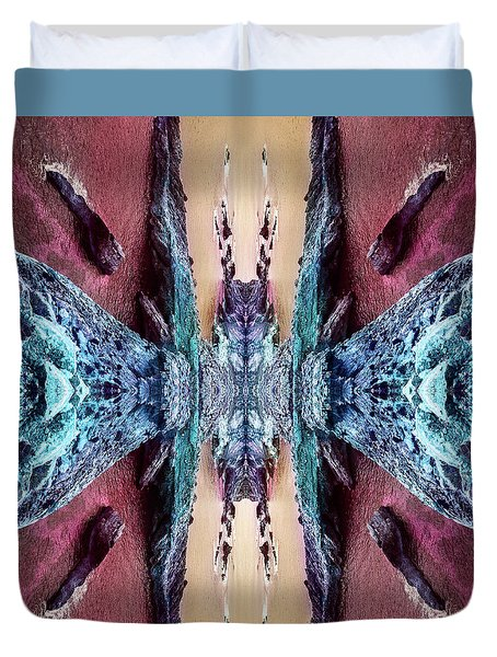Dreamchaser #4844 Duvet Cover