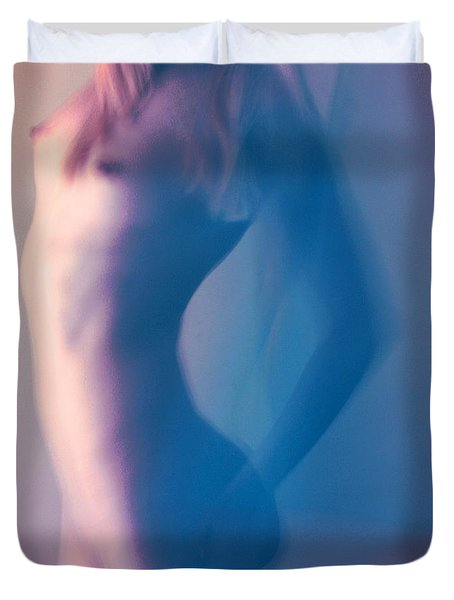 Duvet Cover featuring the photograph Dreamer by Joe Kozlowski