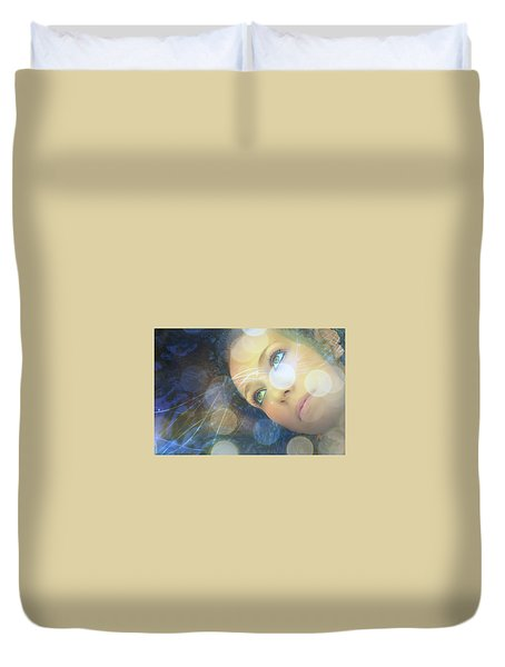 Dreamer  Duvet Cover by Pamela Patch