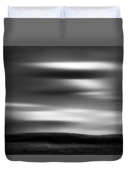 Dreaming Clouds Duvet Cover by Dan Jurak