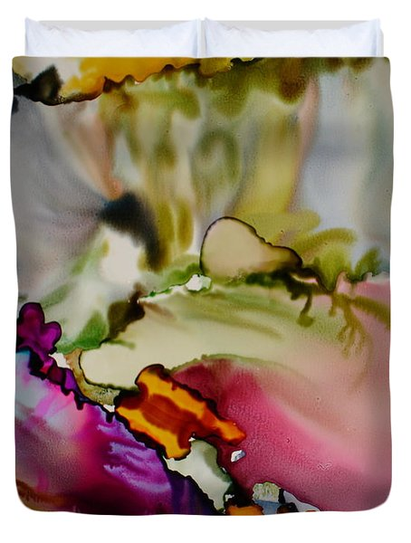 Dreaming Duvet Cover by Susan Kubes