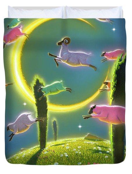 Dreamland II Duvet Cover