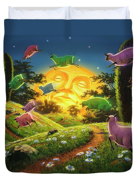Dreamland IIi Duvet Cover