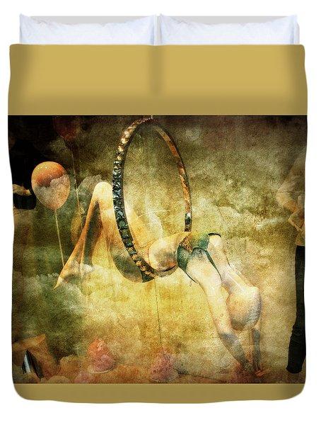 Dreamlike Vision Duvet Cover