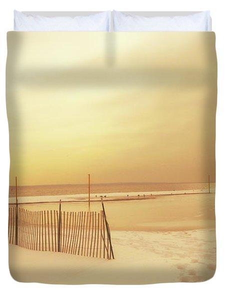 Dreams Of Summer Duvet Cover