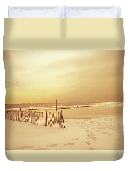Dreams Of Summer Duvet Cover