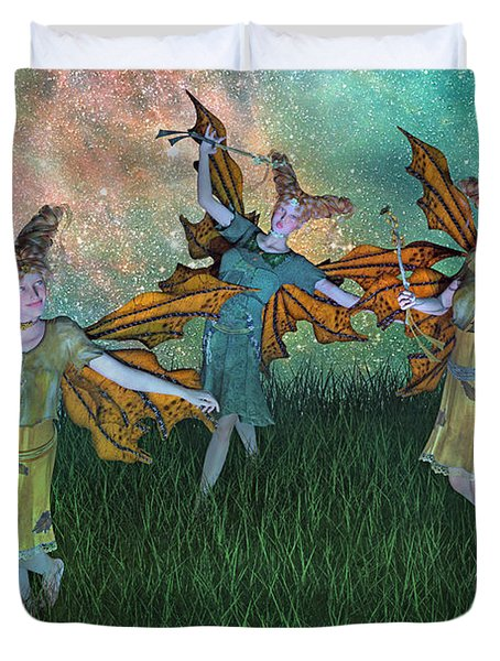 Dreamscape Duvet Cover