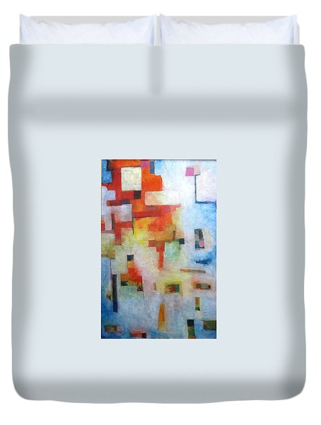 Dreamscape Clouds Duvet Cover