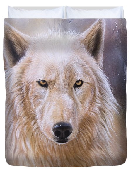 Dreamscape Wolf IIi Duvet Cover