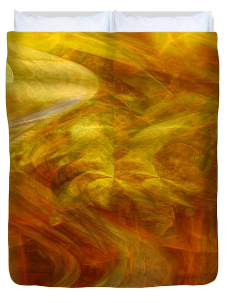 Dreamstate Duvet Cover by Linda Sannuti
