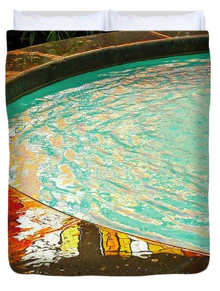 Dreamtime Duvet Cover by Skip Hunt