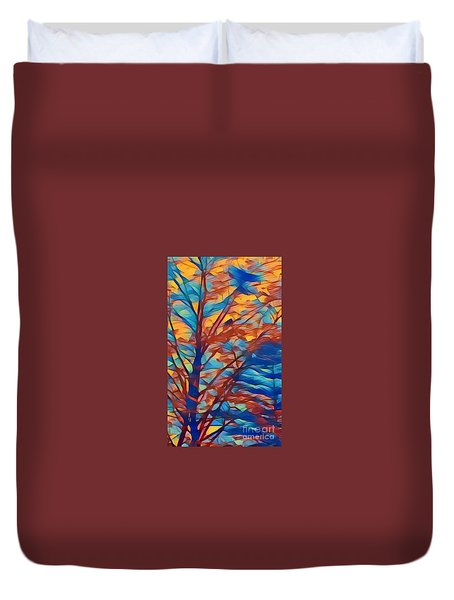 Dreamworld Duvet Cover
