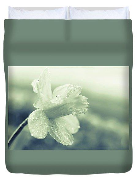 Dreamy Daffodil Duvet Cover