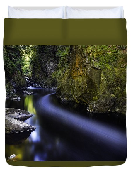 Dreamy Fairy Glen Duvet Cover