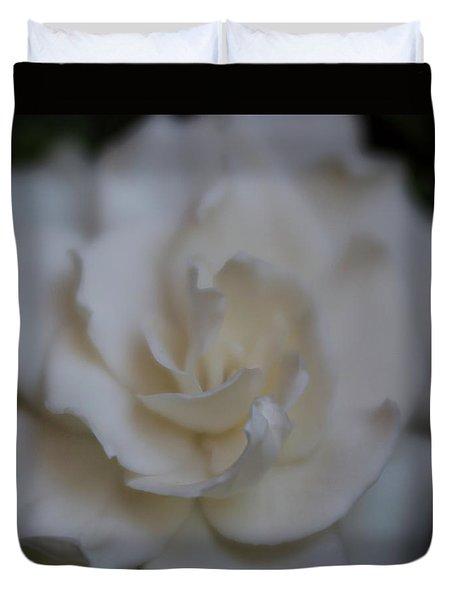 Dreamy Gardenia Duvet Cover