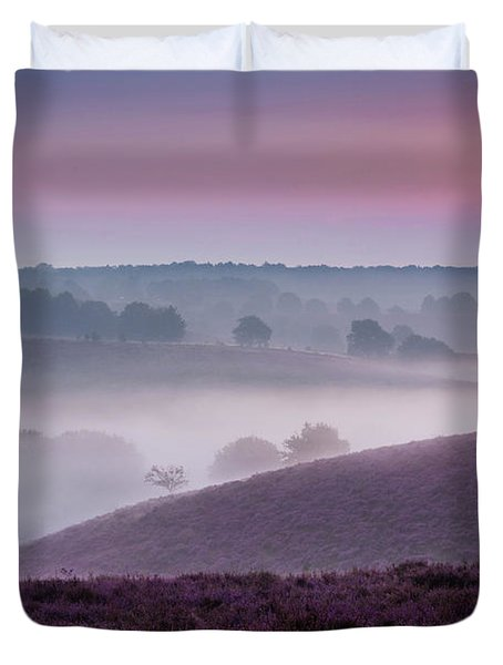 Dreamy Morning Duvet Cover