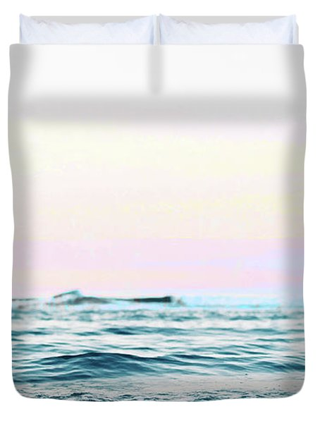 Dreamy Ocean Duvet Cover