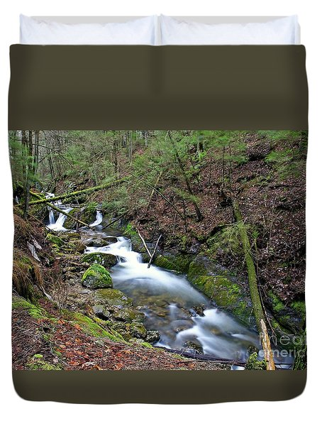 Dreamy Passage Duvet Cover