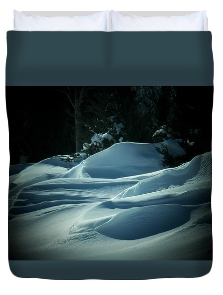 Drifts Duvet Cover by Joyce Kimble Smith