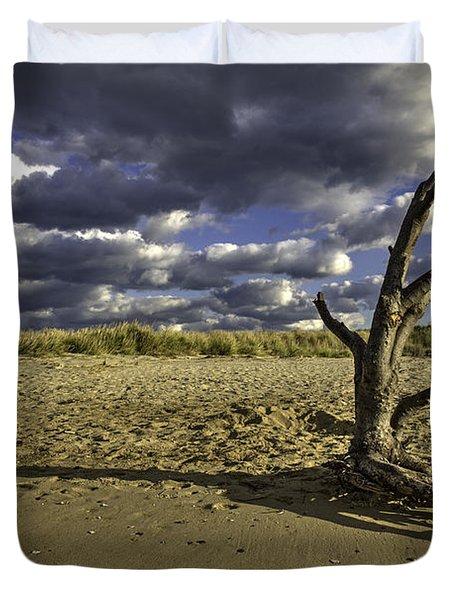 Driftwood II Duvet Cover
