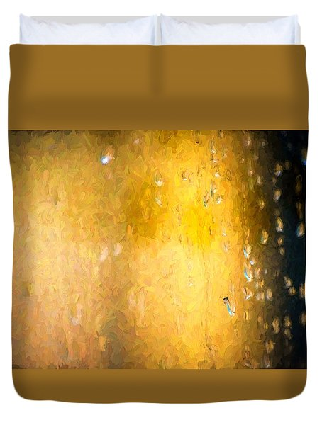 Drink It All In Duvet Cover