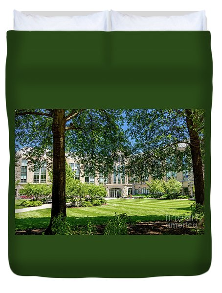Driscoll Hall Duvet Cover