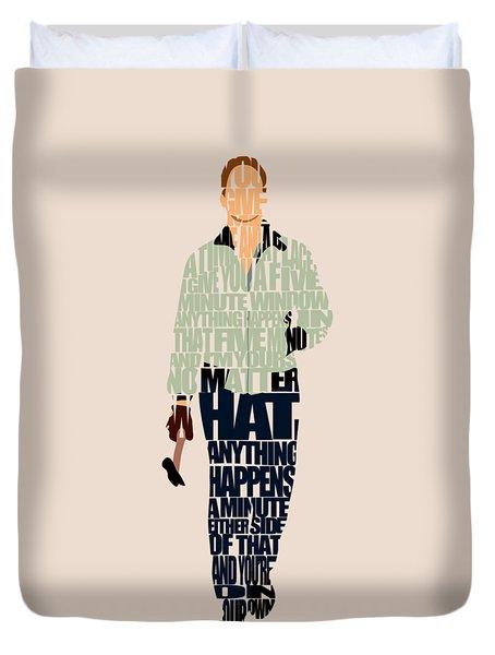 Driver - Ryan Gosling Duvet Cover