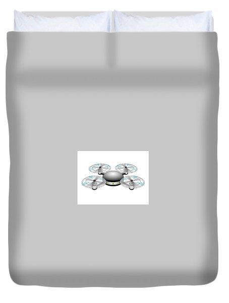 Drone Duvet Cover