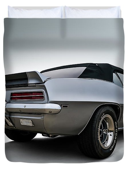 Drop Top Ss Duvet Cover