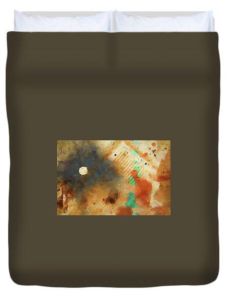 Dropcloth Moon Duvet Cover