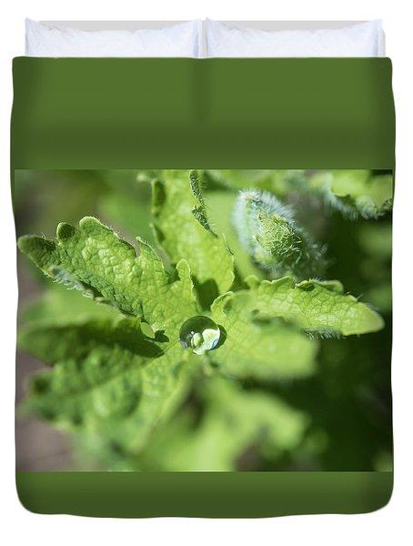 Droplet Duvet Cover