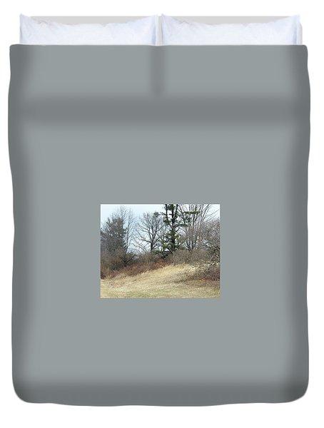 Dry Field Duvet Cover